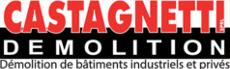 CASTAGNETTI – DEMOLITION DE BÂTIMENTS Logo